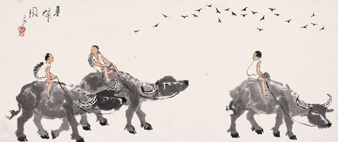О лошадях, креветках и художниках